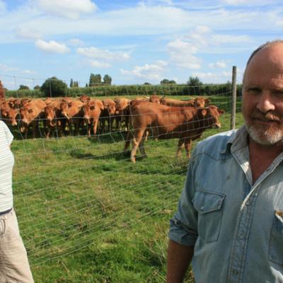 ALAIN SCOUARNEC – Éleveur de bovins et porcs à GURUNHUEL