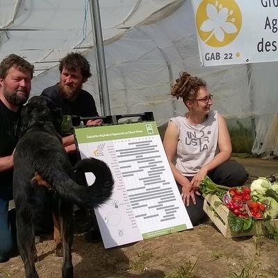 Visite chez La Taup''EcoLogik à Moustéru