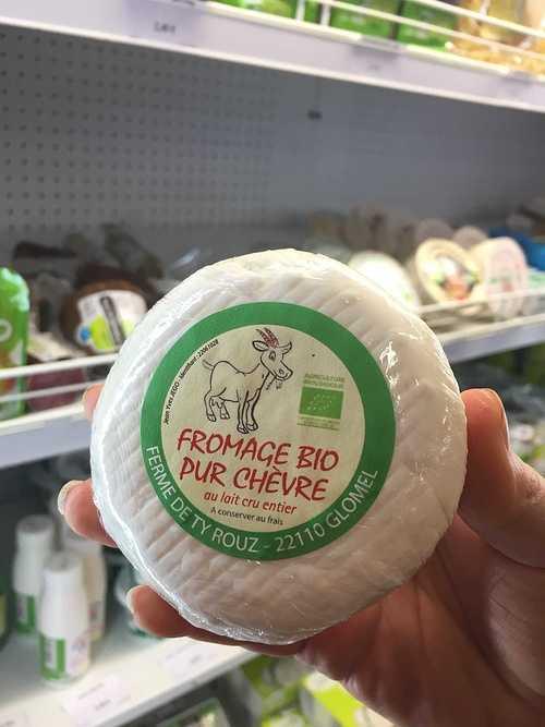 Retour des produits au lait de brebis et de chèvre fromage